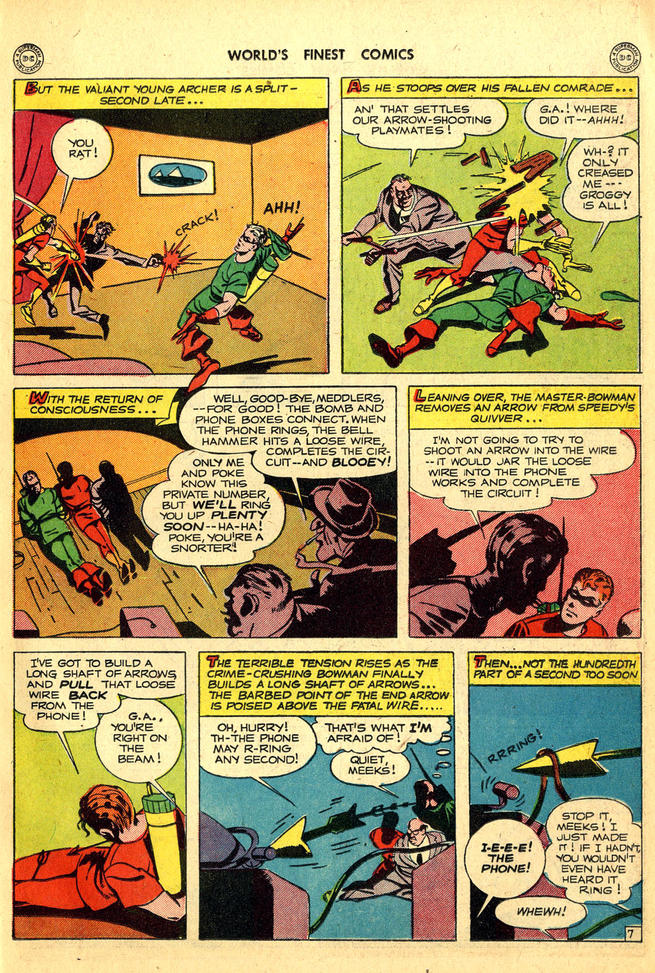 Read online World's Finest Comics comic -  Issue #18 - 55
