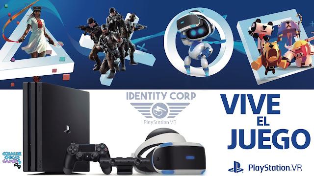 Identity Corp VR - Descubriendo una nueva forma de educar