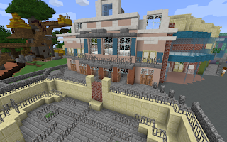 minecraft pirates of the caribbean disneyland