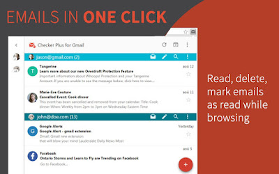 إدارة عدة حسابات Gmail بسهولة مع هذة الأضافة على كروم