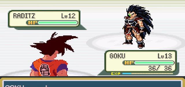 Dragon Ball Z: Team Training, el videojuego que mezcla Pokémon y Dragon Ball 1