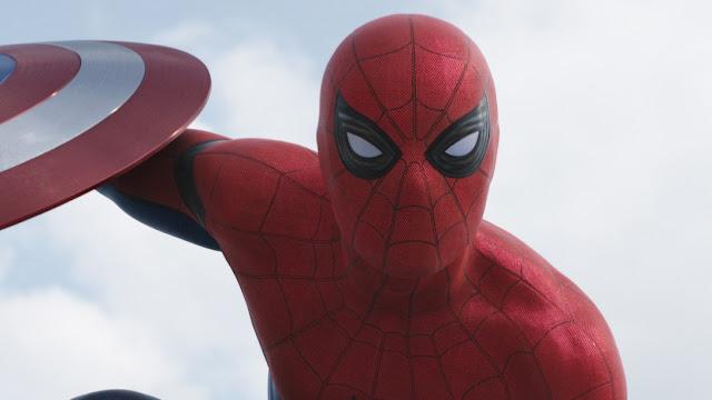 Homem Aranha Marvel