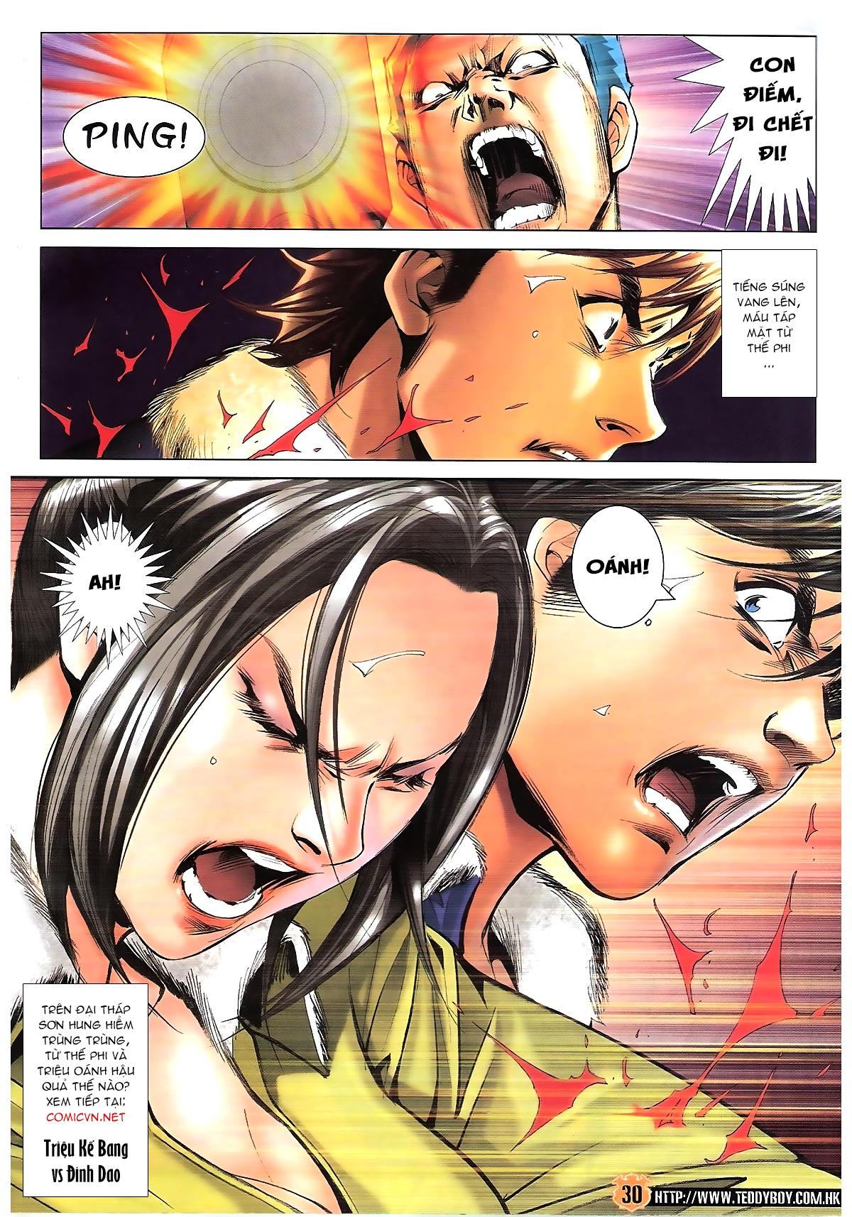 Người Trong Giang Hồ - Chapter 1615: Bắn chết Triệu Oánh - Pic 27