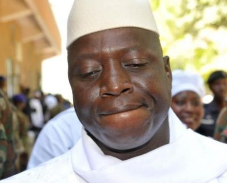 ECOWAS kicked jammeh out of power