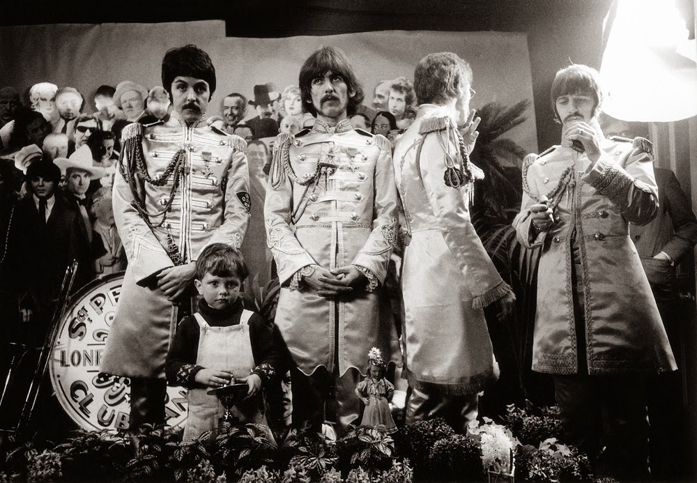 The Beatles, Sgt. Pepper Album Cover