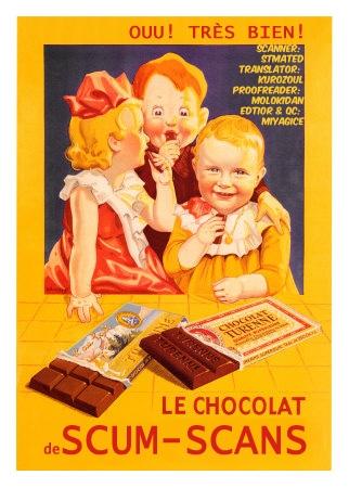 Chocolat Chap 42 . Next Chap 43