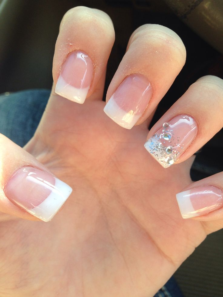 50 Amazing Picks For Clear Nail Designs