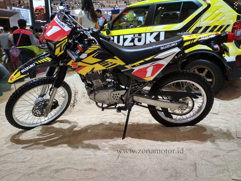 Honda CRF150 Launching Oktober Bulan Depan Lalu Trail Suzuki