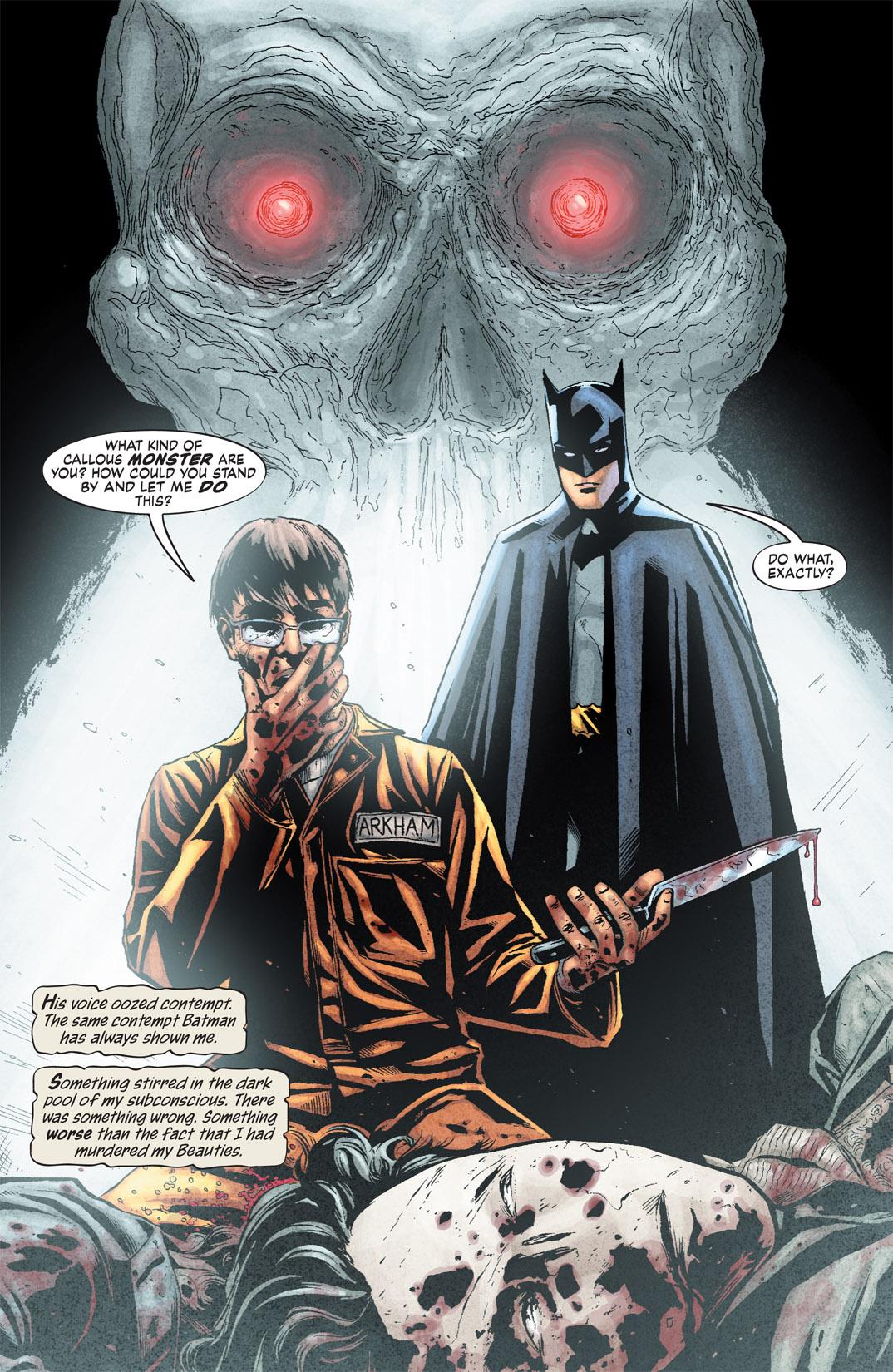 Detective Comics (1937) 865 Page 1