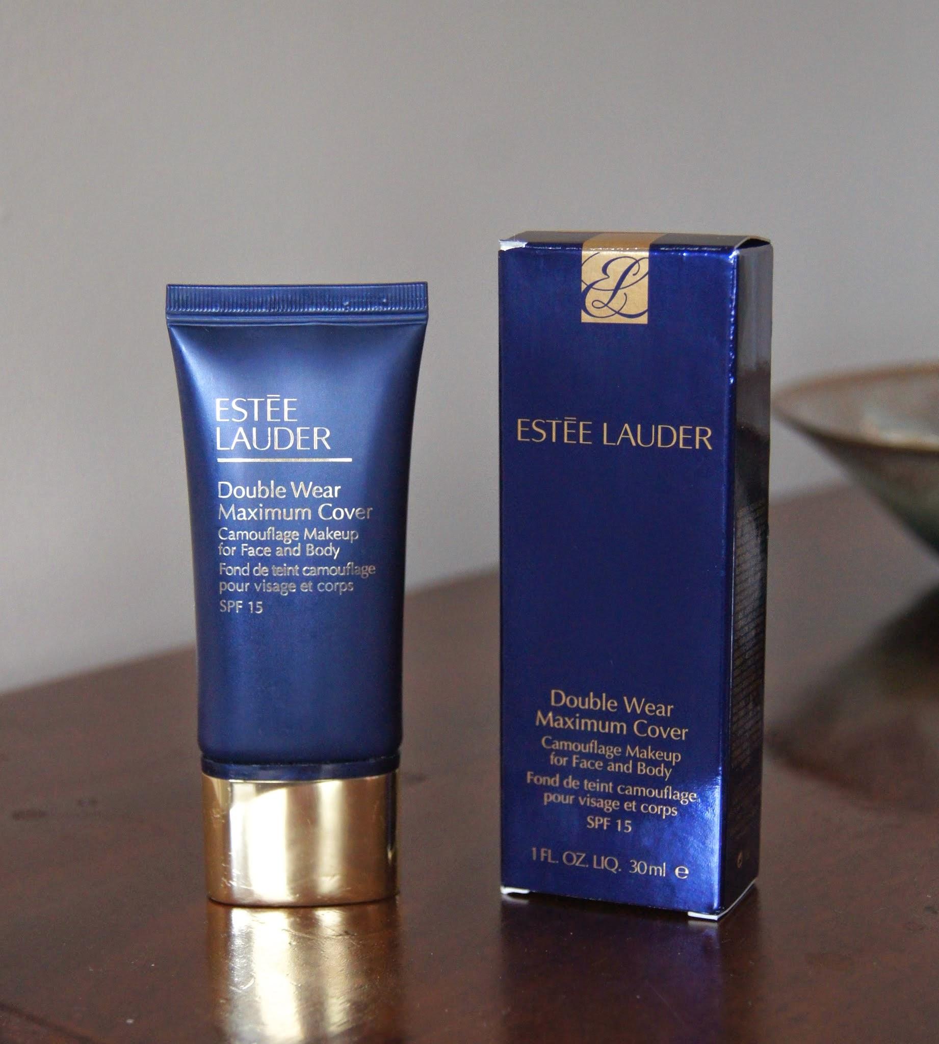 estee lauder double wear maximum cover foundation review