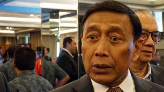 Wiranto Endus Massa Bakal Duduki KPU dan Istana: Ini Kejahatan Harus Dihukum Berat