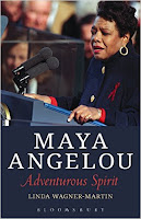 Cover of Maya Angelou book Adventurous Spirit