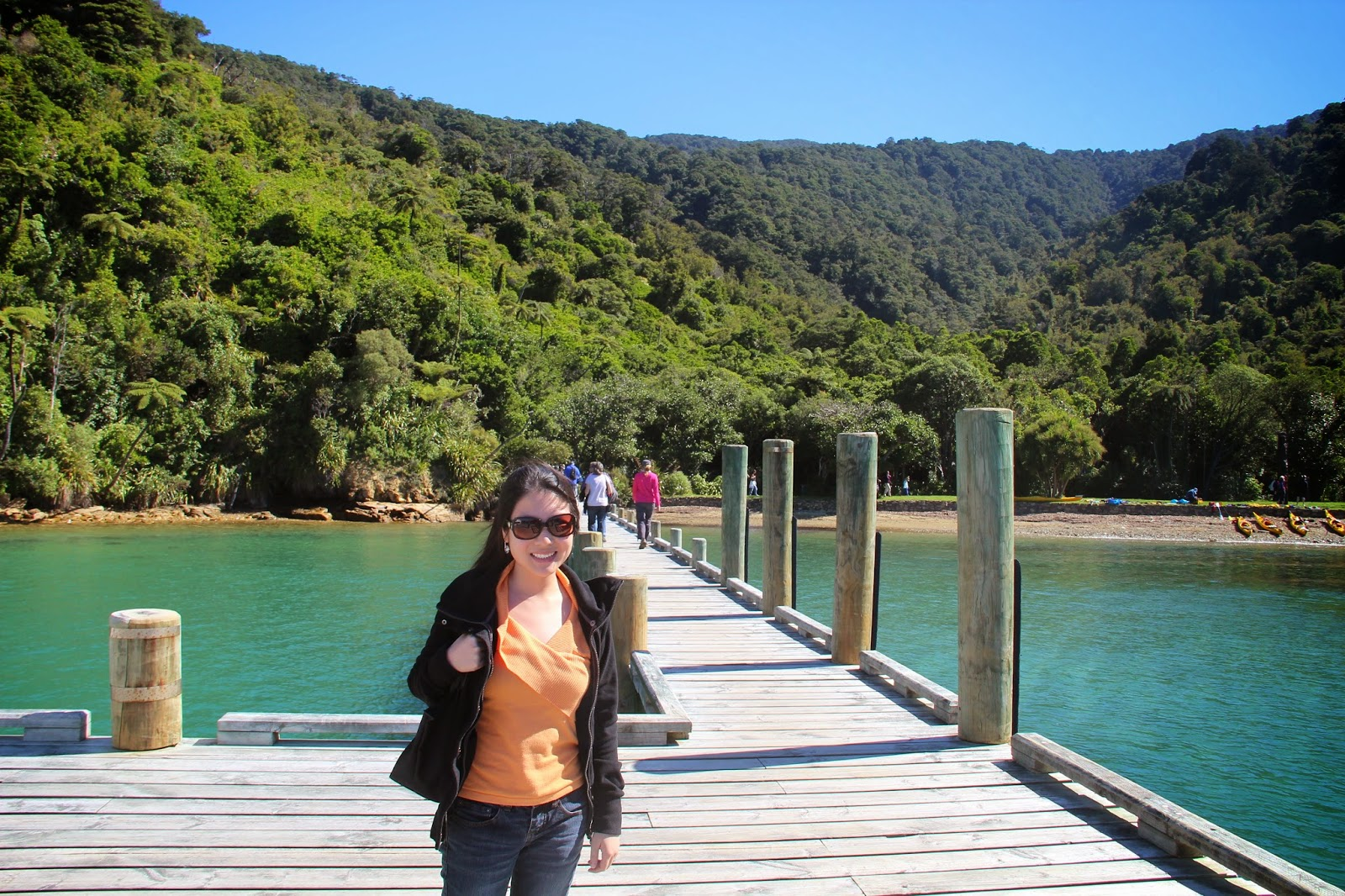 Mailboat Cruise Charlotte Sound