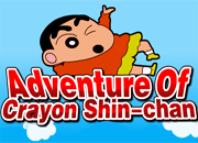 Shin Chan Adventure of Crayon