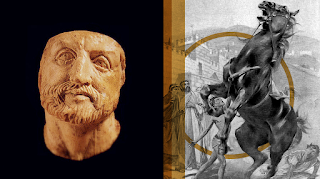 Αλέξανδρος - Φίλιππος και το άλογο