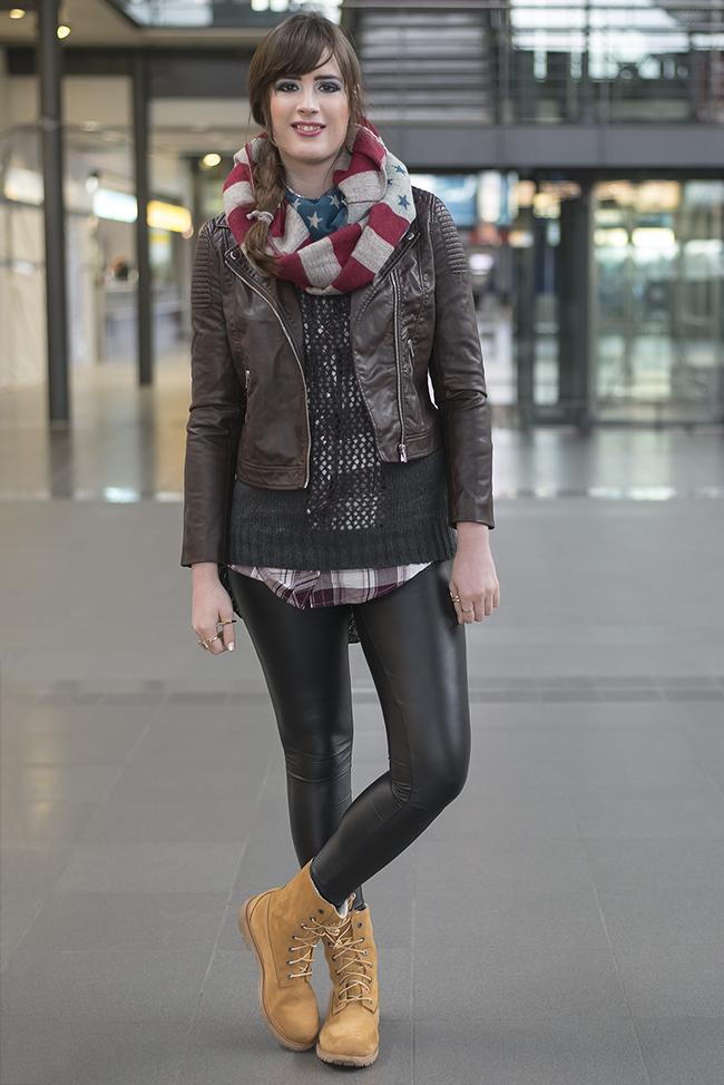 Modeblog-Deutschland-Deutsche-Mode-Mode-Influencer-Andrea-Funk-andysparkles-Berlin-Lederjacke-Timberland-Boots