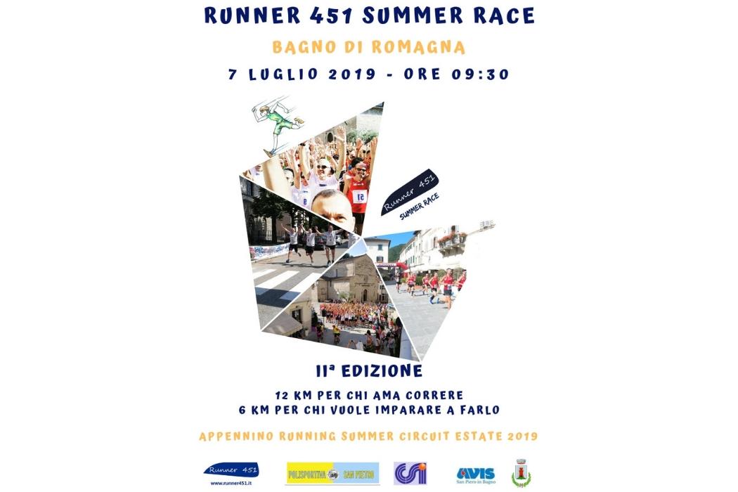 runner 451 summer race