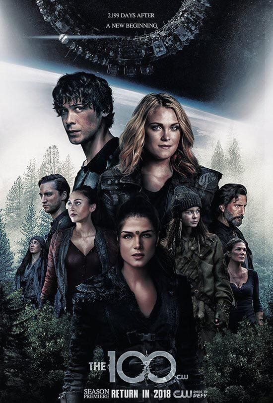 The 100 S01E04 Dual Audio 720p BluRay x264 [Hindi + English] ESubs