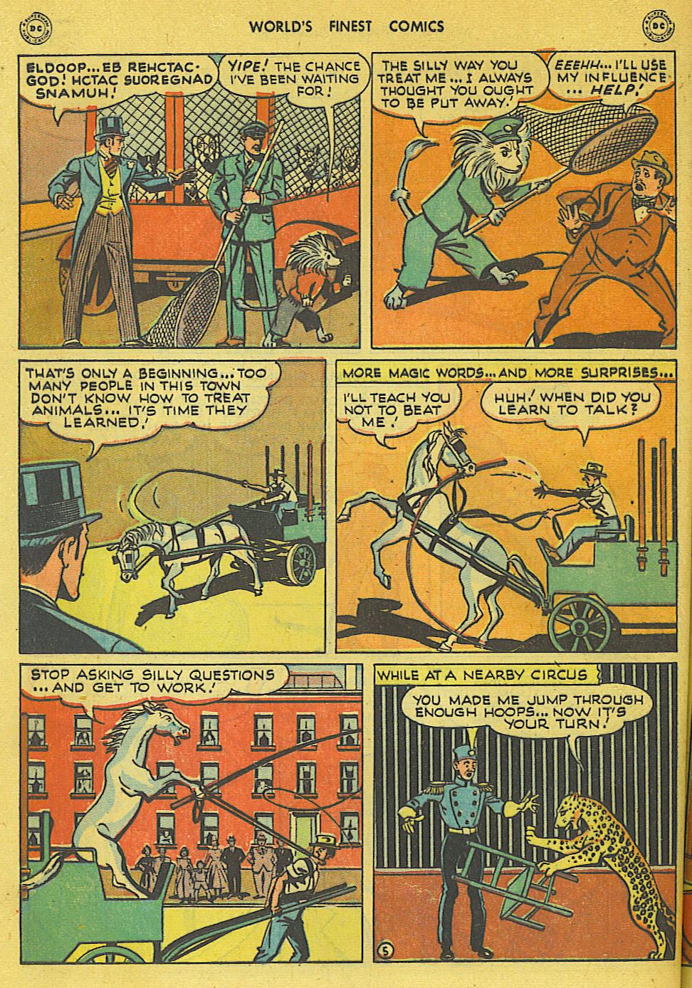 Read online World's Finest Comics comic -  Issue #34 - 58