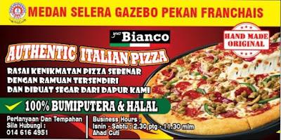 Pizza Yus Bianco