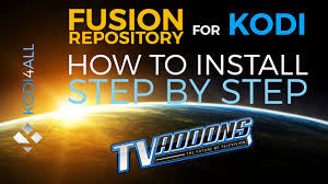How To Install Fusion Repository for Kodi