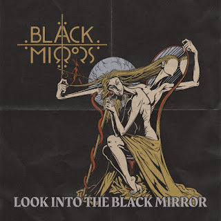 "Το βίντεο των Black Mirrors για το ""Lay My Burden Down"" από το album ""Look Into The Black Mirror"""
