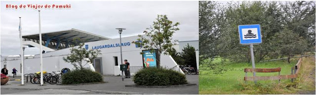 Laugardalslaug es la palabra por la que podemos identificar las aguas termales en Islandia