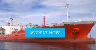 maritime jobs, seaman job, marine jobs work at tanker ships deployment october - november 2018