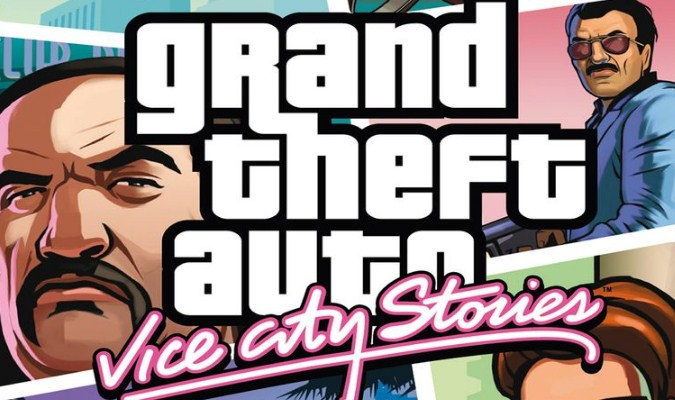 Game PSP Terbaik - Grand Theft Auto: Vice City Stories