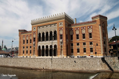 City Hall Sarajevo