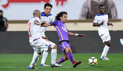 نتيجة مباراة العين والريان الإثنين 16-4-2018 ضمن دوري أبطال آسيا والقنوات الناقلة