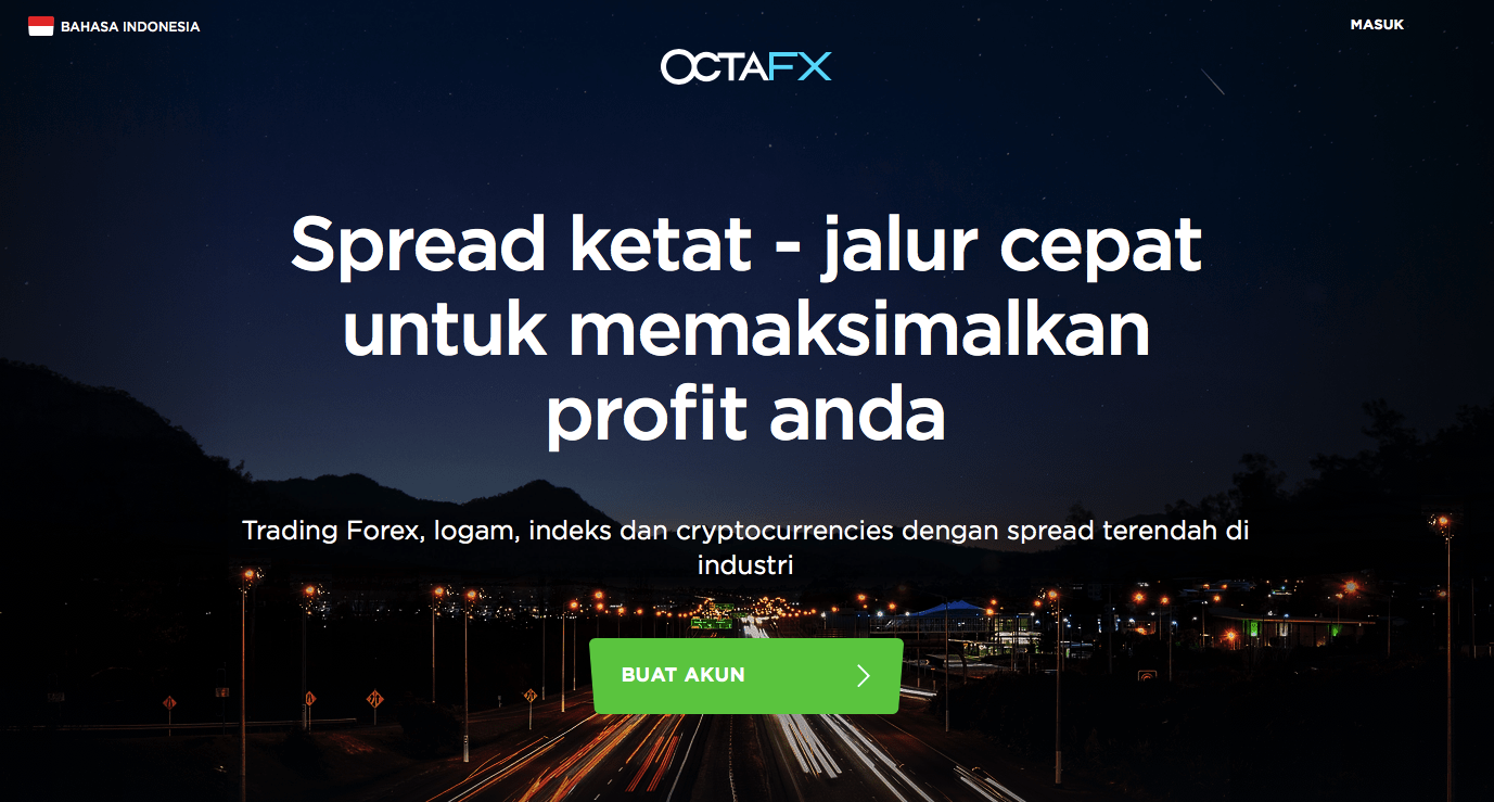 Octa forex review