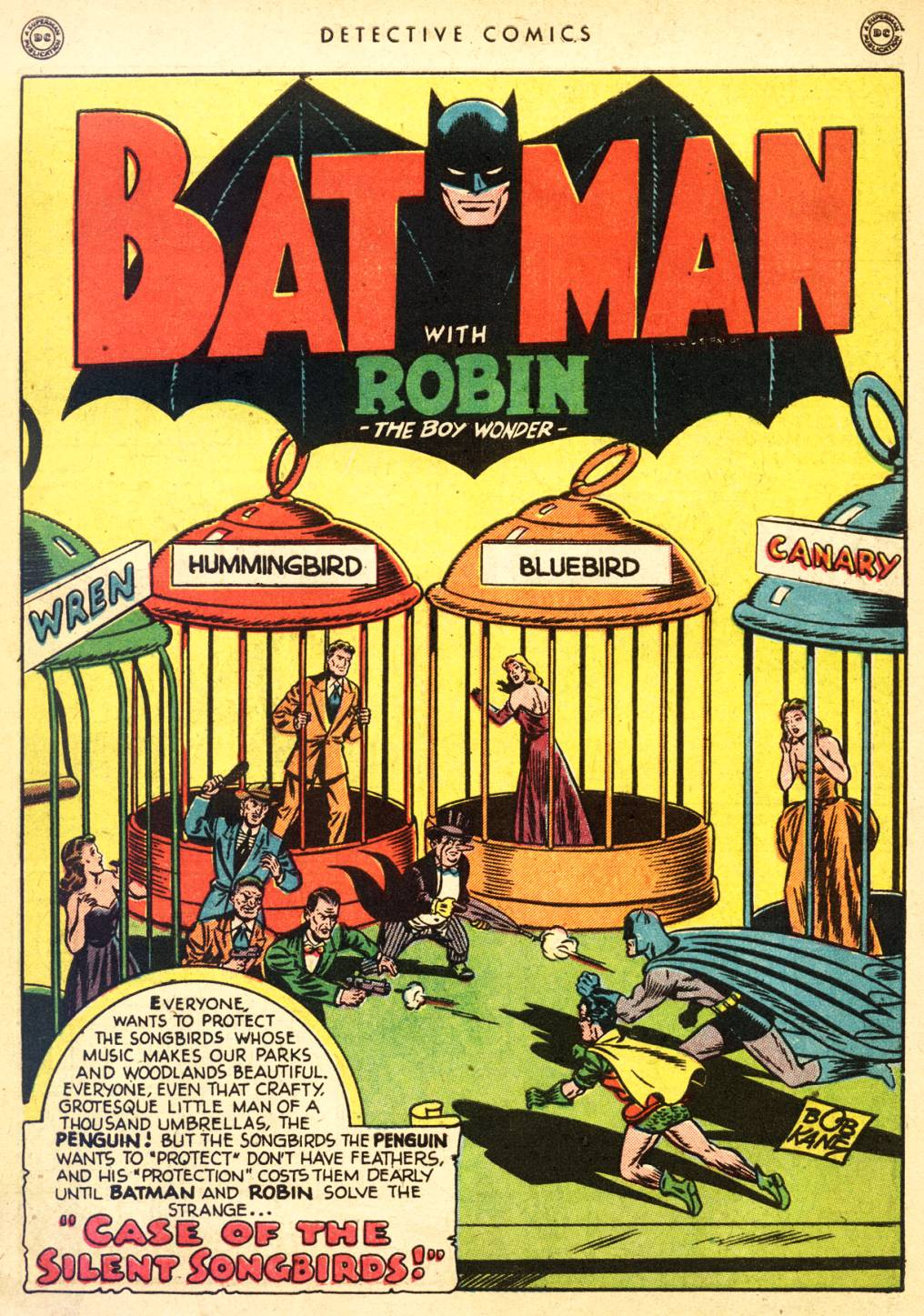 Read online Detective Comics (1937) comic -  Issue #126 - 3