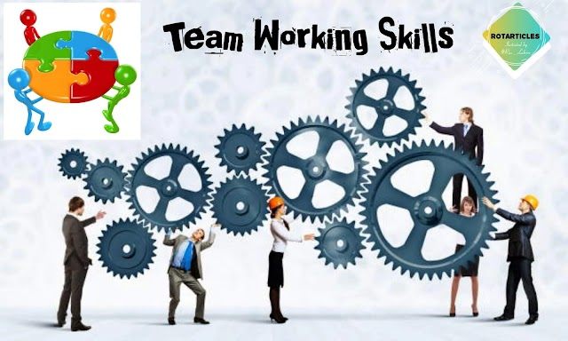 Team Working Skills | Communicating Effectively in Groups