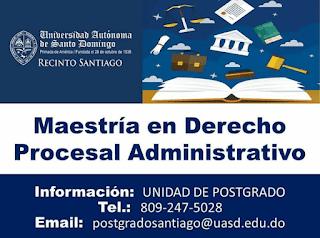 maestria en derecho procesal universidad