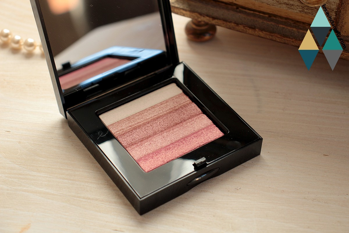 avis et test poudre blush best seller Bobbi Brown