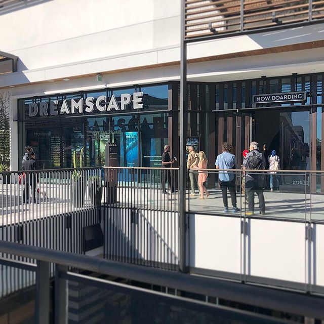Experience Immersive Virtual Reality   In Century City