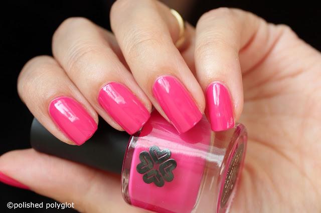 Lily Lolo Nail polish in Carnival
