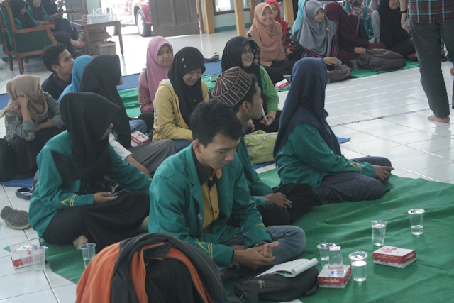 Ketua Umum FKM BPI/BKI se-Indonesia Hadiri Sarasehan Keluarga BKI IAIN Purwokerto