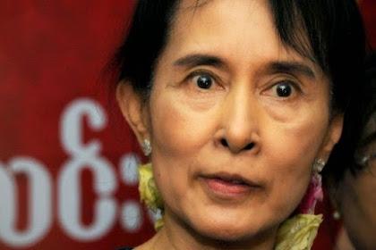 Katanya Penyabar, Pejuang Demokrasi Aung San Suu Kyi Marah Diwawancarai Jurnalis Muslim