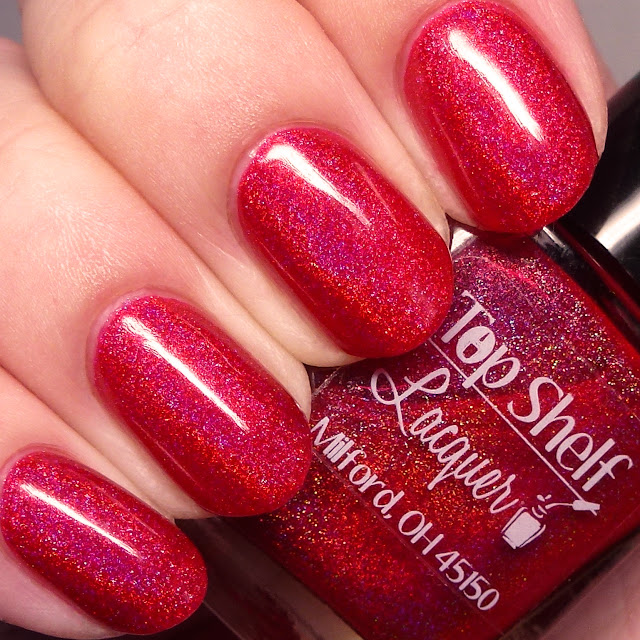 Top Shelf Lacquer Jingle Jangle Punch