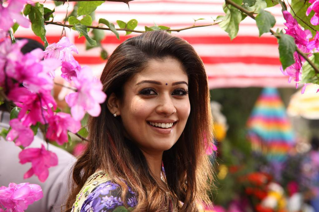 Nayanthara Different Stills From Good Evening Movie