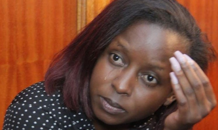TV anchor Jacque Maribe could not hold back her tears when the High Court directed that she will be remanded at the Lang'ata Women Prison. She was unfortunate to land in a case presided by Justice Jessie Lessit, who is known for her judgement to sentence former Miss Lang'ata Prison to death.    A famous poem by  Irish poet W. B. Yeats in 1919, sums up this sad situation in a few words;