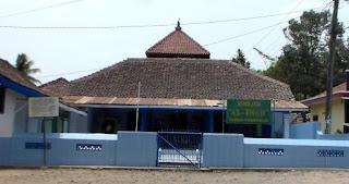 masjid loano purworejo