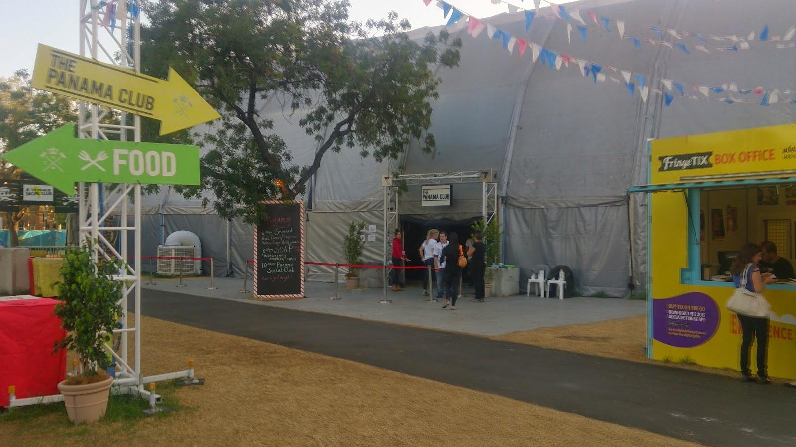 Croquet Club - Parama Tent