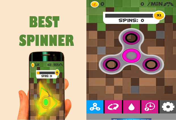 Fidget Spinner Empire Apk