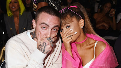 Fan accuses Ariana for cheating on Mac Miller