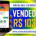 VENDEDORA COM 03 VAGAS E REMUNERAÇÃO R$ 1.033,92 PARA LOJA ALIMENTÍCIA EM SHOPPING