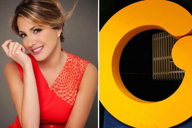 Rocío Higuera renunció a Globovisión y se va de Venezuela