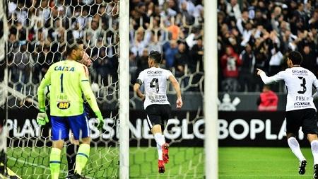 Assistir Cruzeiro x Corinthians ao vivo grátis em HD 01/10/2017